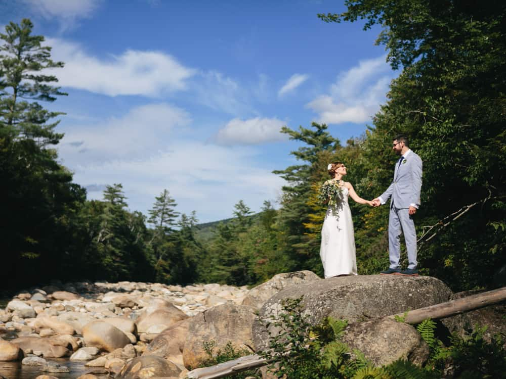 A M White Mountain Wedding Photography New Hampshire The Light And Color 6