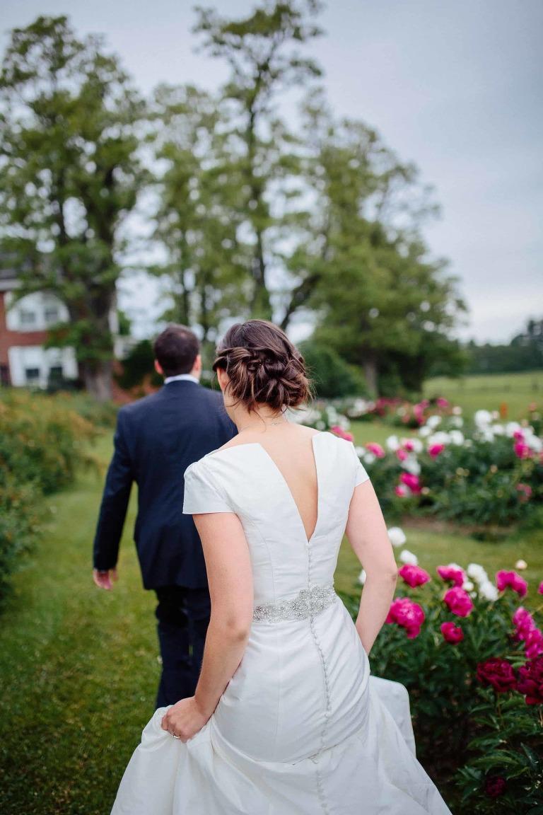 V + D // Shelburne Farms Brick House Wedding   Vermont