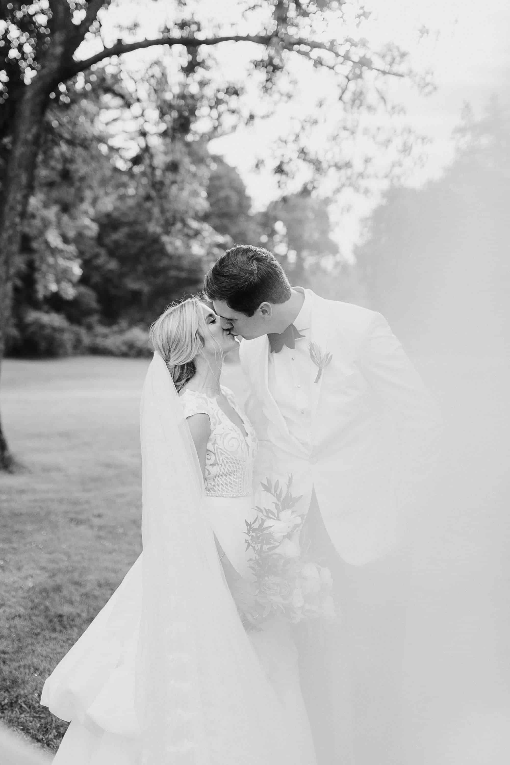 Venue: Hellenic Center In Ipswich, MA | Dress: Hayley Paige | Florist: Table  And Tulip